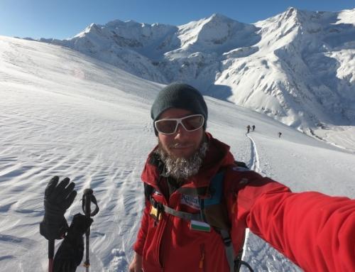 Kalifa Alpin Csapat ausztriai edzőtábor | 5.nap